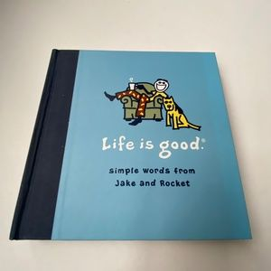 NWOT - Life is Good by Jake and Rocket